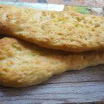 Schiacciata toscana gluten free