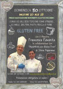 corso gluten free bolzano