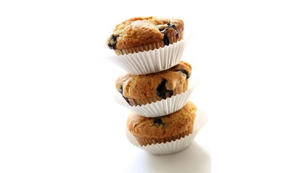miscela muffin gluten free