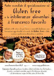master mondiale sul gluten free
