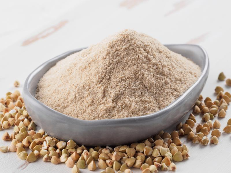 benefici farina di grano saraceno